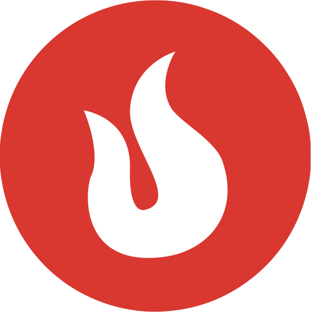Heater Flame Icon